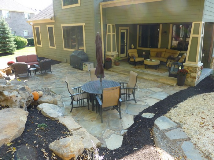Flagstone Patio Stone